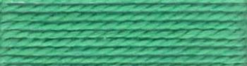 Presencia Finca Perle No.8 Thread - Egyptian Cotton - Dark Nile Green 4396 - 10g Ball