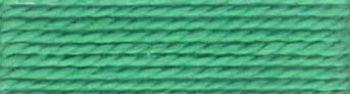 Presencia Finca Perle No.8 Thread - Egyptian Cotton - Dark Nile Green 4396 - 10g Ball