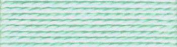 Presencia Finca Perle No.8 Thread - Egyptian Cotton - Light Nile Green 4379 - 10g Ball