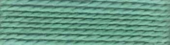 Presencia Finca Perle No.8 Thread - Egyptian Cotton - Mid Seafoam 4228 - 10g Ball