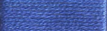 Presencia Finca Perle No.8 Thread - Egyptian Cotton - Dark Delft Blue 3400 - 10g Ball