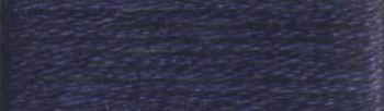 Presencia Finca Perle No.8 Thread - Egyptian Cotton - Dark Navy Blue 3327 - 10g Ball