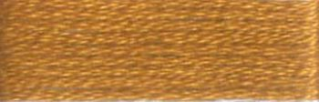 Presencia Finca Perle No.8 Thread - Egyptian Cotton - Dark Golden Brown 1072 - 10g Ball