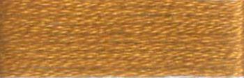 Presencia Finca Perle No.8 Thread - Egyptian Cotton - Dark Golden Brown 1072 - 10g Ball