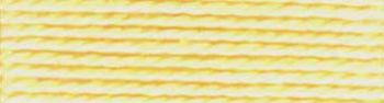 Presencia Finca Perle No.8 Thread - Egyptian Cotton - Pale Yellow 1137 - 10g Ball