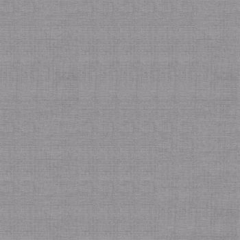Makower Fabric - Linen Texture Look - Steel Grey - 100% Cotton