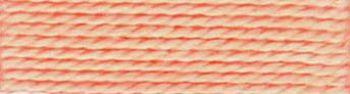 Presencia Finca Perle No.8 Thread - Egyptian Cotton - Light Apricot 1307 - 10g Ball
