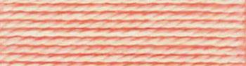 Presencia Finca Perle No.8 Thread - Egyptian Cotton - Light Coral 1474 - 10g Ball