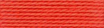 Presencia Finca Perle No.8 Thread - Egyptian Cotton - Coral 1485 - 10g Ball