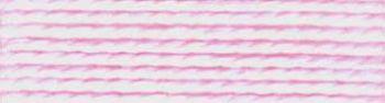 Presencia Finca Perle No.8 Thread - Egyptian Cotton - Light Pale Geranium 1724 - 10g Ball