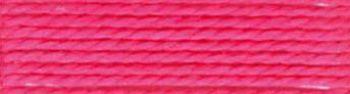 Presencia Finca Perle No.8 Thread - Egyptian Cotton - Dark Geranium 1742 - 10g Ball