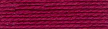 Presencia Finca Perle No.8 Thread - Egyptian Cotton - Dark Dusky Pink 2246 - 10g Ball