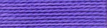 Presencia Finca Perle No.8 Thread - Egyptian Cotton - Mid Lavender 2699 - 10g Ball