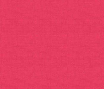 Makower Fabric - Linen Texture Look - Fuschia - 100% Cotton