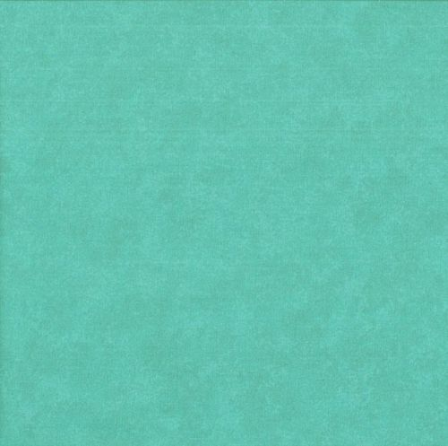 Makower Fabric - Spraytime - Tiffany Blue 2800 T73 - 100% Cotton