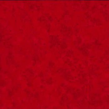 Makower Fabric - Spraytime - Scarlet 2800 R06 - 100% Cotton