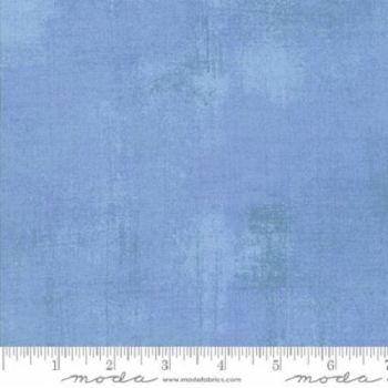 Moda Fabric - Grunge - Powder Blue - 100% Cotton