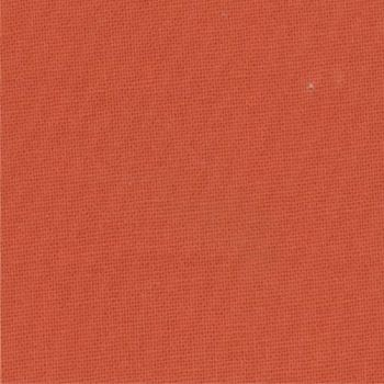 Moda Fabric - Bella Solids - Betty Orange - 100% Cotton