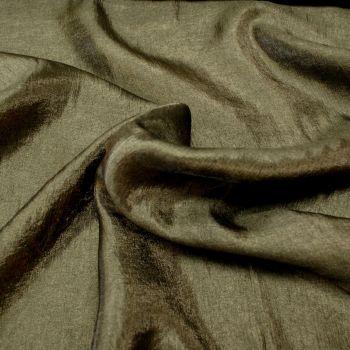 Shimmer Slip Fabric - Black Sheer - 68% Viscose, 22% Polyester, 10% Polyamide - Half Metre