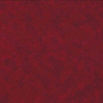 Makower Fabric - Spraytime - Cranberry 2800 R56 - 100% Cotton