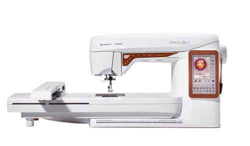 SALE - Husqvarna Viking - Designer Topaz 40 - Electronic Embroidery Machine