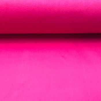 1.5mm Felt Fabric - Pink - 100% Polyester - Metre