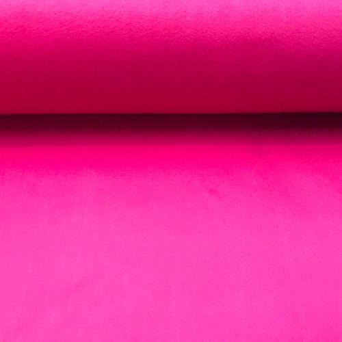 1.5mm Felt Fabric - Pink - 100% Polyester - Metre