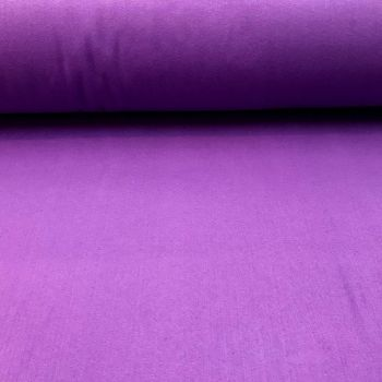 1.5mm Felt Fabric - Purple - 100% Polyester - Metre