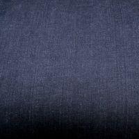 Stretch Denim Fabric - Indigo Blue - 98% Cotton, 2% Elastane - Half Metre