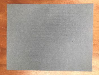 3mm Felt Fabric Sheet - Light Grey - 100% Polyester - Rectangular Sheet