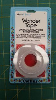 Haberdashery - Wash Away - Wonder Tape - 1/4 inch