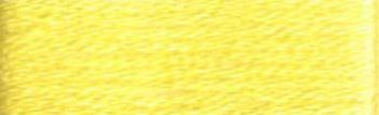 Presencia Finca Mouline 6 ply Embroidery Floss / Skein - Egyptian Cotton - Bright Canary 1222 - 8m
