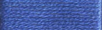 Presencia Finca Mouline 6 ply Embroidery Floss / Skein - Egyptian Cotton - Dark Delft Blue 3400 - 8m