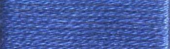Presencia Finca Mouline 6 ply Embroidery Floss / Skein - Egyptian Cotton - Dark Delft Blue 3400 - 8m