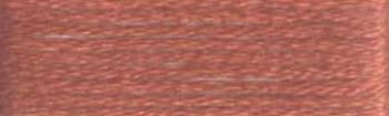 Presencia Finca Mouline 6 ply Embroidery Floss / Skein - Egyptian Cotton - Dark Red Copper 7492 - 8m