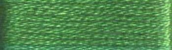 Presencia Finca Mouline 6 ply Embroidery Floss / Skein - Egyptian Cotton - Kelly Green 4643 - 8m