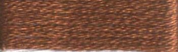 Presencia Finca Mouline 6 ply Embroidery Floss / Skein - Egyptian Cotton - Medium Brown 8075 - 8m
