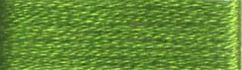 Presencia Finca Mouline 6 ply Embroidery Floss / Skein - Egyptian Cotton - Medium Parrot Green 4730 - 8m