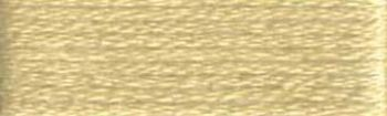 Presencia Finca Mouline 6 ply Embroidery Floss / Skein - Egyptian Cotton - Medium Yellow Beige 7225 - 8m