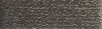 Presencia Finca Mouline 6 ply Embroidery Floss / Skein - Egyptian Cotton - Very Dark Beaver Grey 8589 - 8m