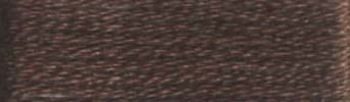 Presencia Finca Mouline 6 ply Embroidery Floss / Skein - Egyptian Cotton - Very Dark Mocha Beige 8171 - 8m