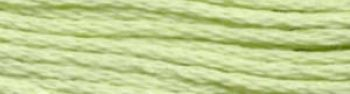 Presencia Finca Mouline 6 ply Embroidery Floss / Skein - Egyptian Cotton - Very Light Pistachio Green 4586 - 8m