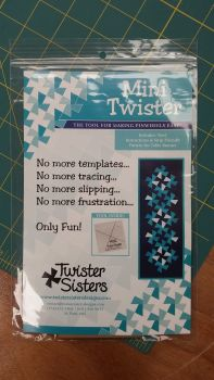 Twister Sisters - Mini Pinwheel Tool & Instructions
