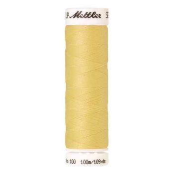 Mettler Threads - Seralon Polyester - 100m Reel - Daffodil 0141