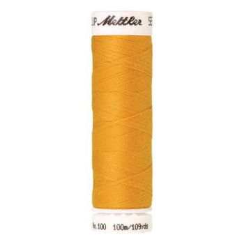 Mettler Threads - Seralon Polyester - 100m Reel - Papaya 0607