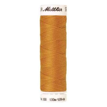 Mettler Threads - Seralon Polyester - 100m Reel - Gold 0118