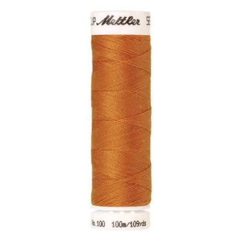 Mettler Threads - Seralon Polyester - 100m Reel - Liberty Gold 0121