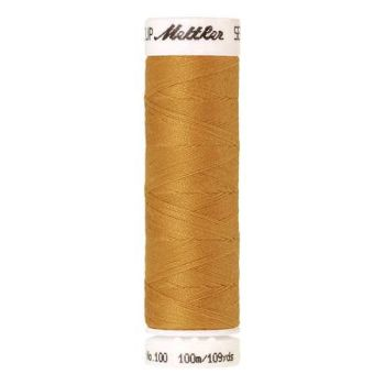 Mettler Threads - Seralon Polyester - 100m Reel - Star Gold 0892
