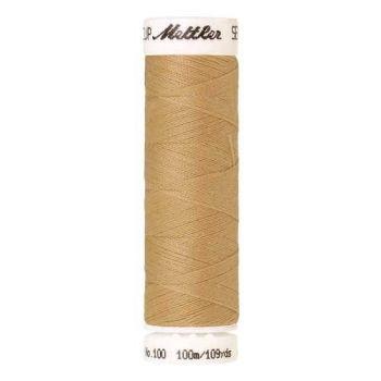Mettler Threads - Seralon Polyester - 100m Reel - Cornsilk 0780