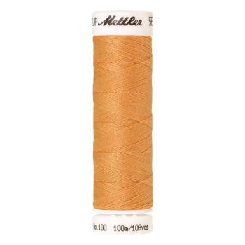 Mettler Threads - Seralon Polyester - 100m Reel - Pale Apricot 1507